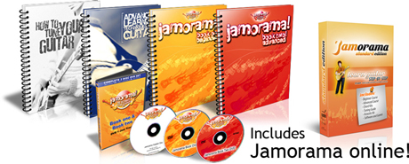 Click here for Jamorama
